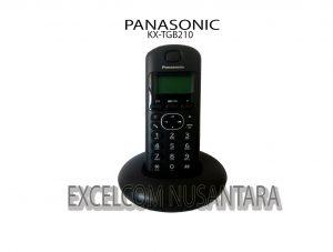 Panasonic KX-TGB210 Telepone Wireless Bergaransi