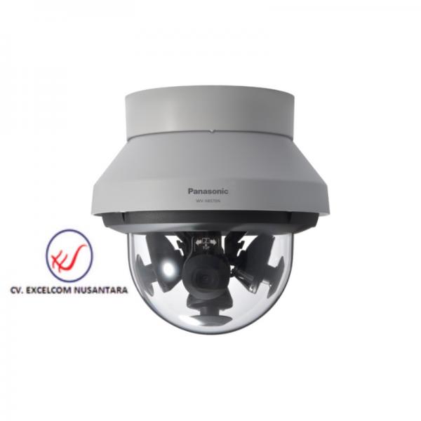 WV-X8570N (4 x 4K(33MP) Multi-Sensor Network Camera)